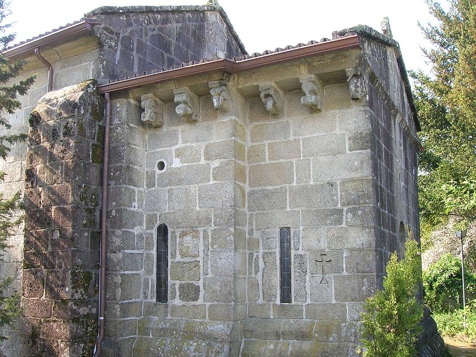 Iglesia de San Vicente de Barrantes