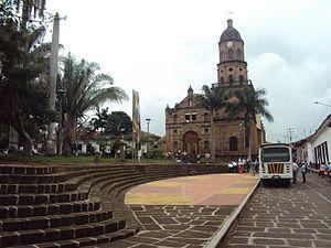 Curití - Image: Iglesiacuriti