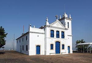 Jacarepaguá - Church of Nossa Senhora da Penna in Jacarepaguá
