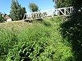 Ilgižiai, tiltas per Kirkšnovę.JPG