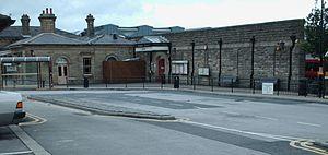 Ilkley railway station