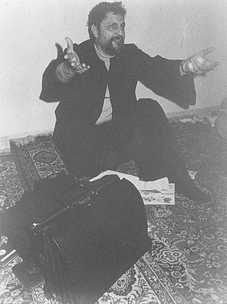Musa al-Sadr - Three-day hunger strike by Musa Sadr in Safa mosque in Beirut in protest to Lebanese Civil War