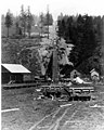 Incline railway construction, next to powerhouse site, May 16, 1910 (SPWS 378).jpg