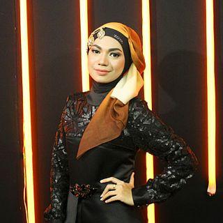 Indah Nevertari Indonesian singer
