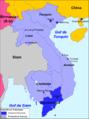 Indochina Francesa - Organizacion territòriala.png