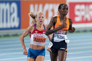 Inga Abitova Russian long-distance runner