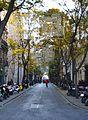 Inici del carrer de sant Vicent, València.JPG