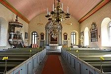 Insidan av Glömminge kyrka 2016.jpg
