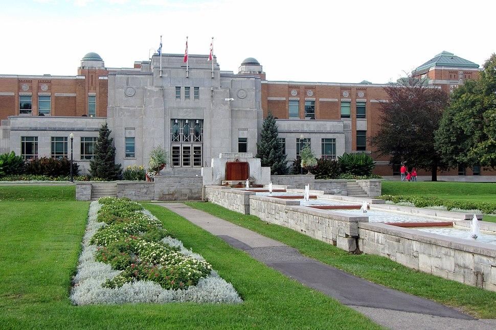 Institut de recherche en biologie végétale de l'Université de Montréal - panoramio
