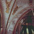 Interieur, overzicht van een gewelf met schilderingen - 's-Gravenhage - 20380052 - RCE.jpg