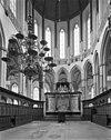 interieur koor naar het oosten - amsterdam - 20013156 - rce