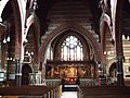 Interior of St Michael and All Angels Church, Lyndhurst. - geograph.org.uk - 350086.jpg