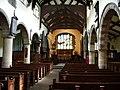 Interior of The Parish Church of St Andrew, Sedbergh - geograph.org.uk - 436405.jpg