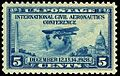 International Civil Aeronautics Conf 5c 1928 issue.JPG