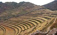 200px Intihuatana ruins at Pisac2C Peru