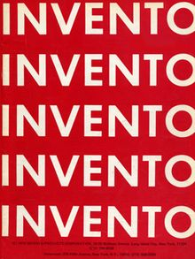 Invento Products Corporation