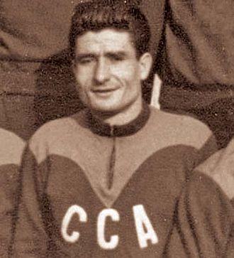 History of FC Steaua București - Ion Voinescu