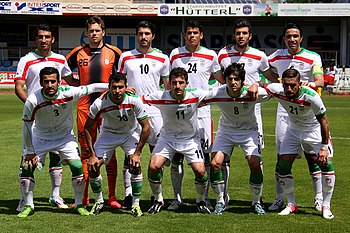 iran football league