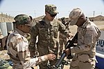 Iraqi army brigade equipment fielding, Operation Inherent Resolve 150616-A-YV246-110.jpg