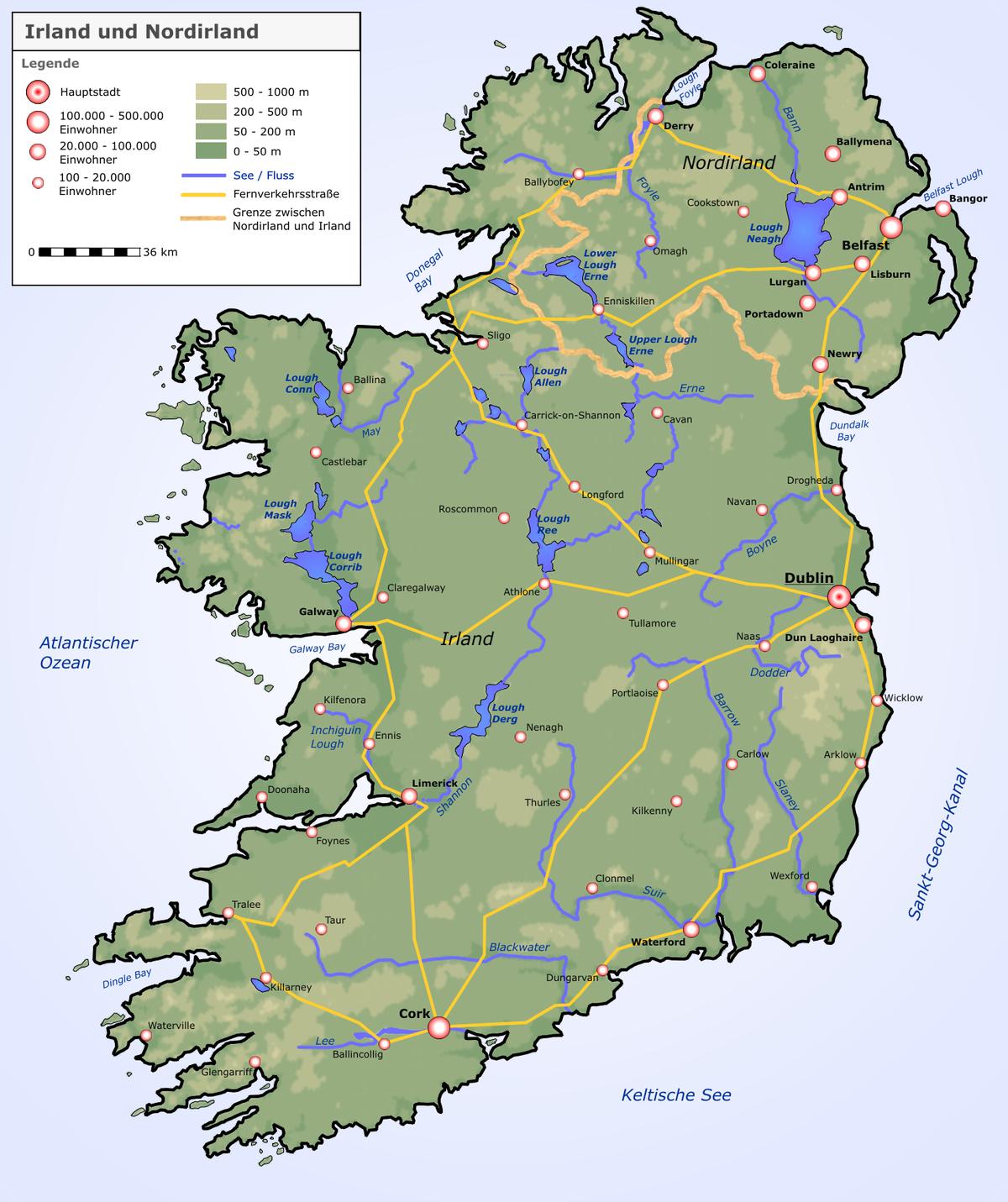 irland auf der karte Datei:Irland karte.png – Wikipedia