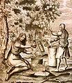 Iroquois women work.JPG