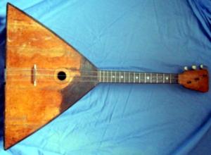 Balalaika - Secunda style