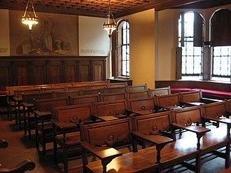 University of Pittsburgh Center for International Studies - The Italian Nationality Classroom