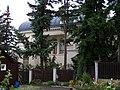 Jíloviště, hotel Hubertus, z ulice K Trnové.jpg