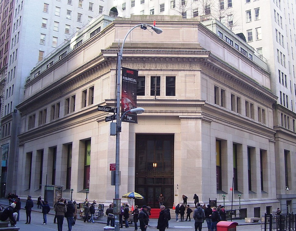 J. P. Morgan & Company Building 23 Wall Street