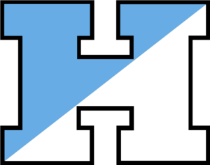 "Navy–Johns Hopkins football rivalry - Image: JHU ""H"" logo"