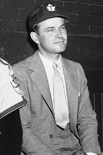 Jack Kent Cooke - Jack Kent Cooke in Toronto, c. 1955