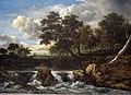 Jacob van Ruisdael.Landschap met waterval.jpg