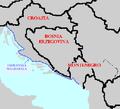 Jadranska Magistrala - Map.png