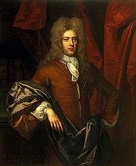 James Ogilvy, 1st Earl of Seafield, 1663 - 1730. Lord Chancellor
