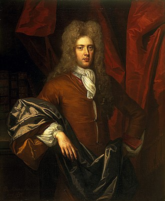 James Ogilvy, 4th Earl of Findlater - Image: James First Earl Of Seafield