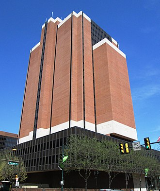 James A. Byrne United States Courthouse - Image: James A. Byrne United States Courthouse