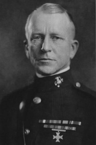 James Carson Breckinridge - Breckinridge as a Major General, circa 1935