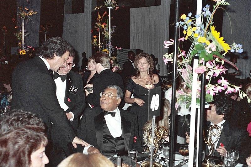 File:James Earl Jones at the Governor's Ball 1991.jpg