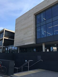 James Hardiman Library, NUI Galway, new extension 01.JPG
