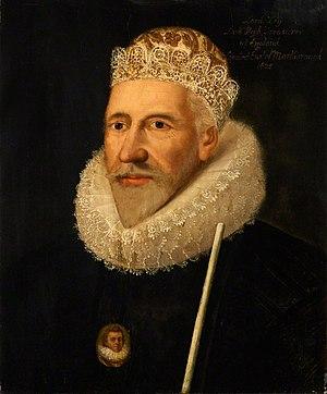 James Ley, 1st Earl of Marlborough - James Ley, 1st Earl of Marlborough.