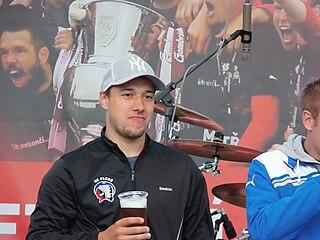 Jan Kovář Czech ice hockey player