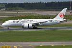 Japan Airlines, JA839J, Boeing 787-8 Dreamliner (26935815361) (2).jpg
