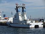 Japan Coast Guard FL01 Hiryu (from backward).JPG