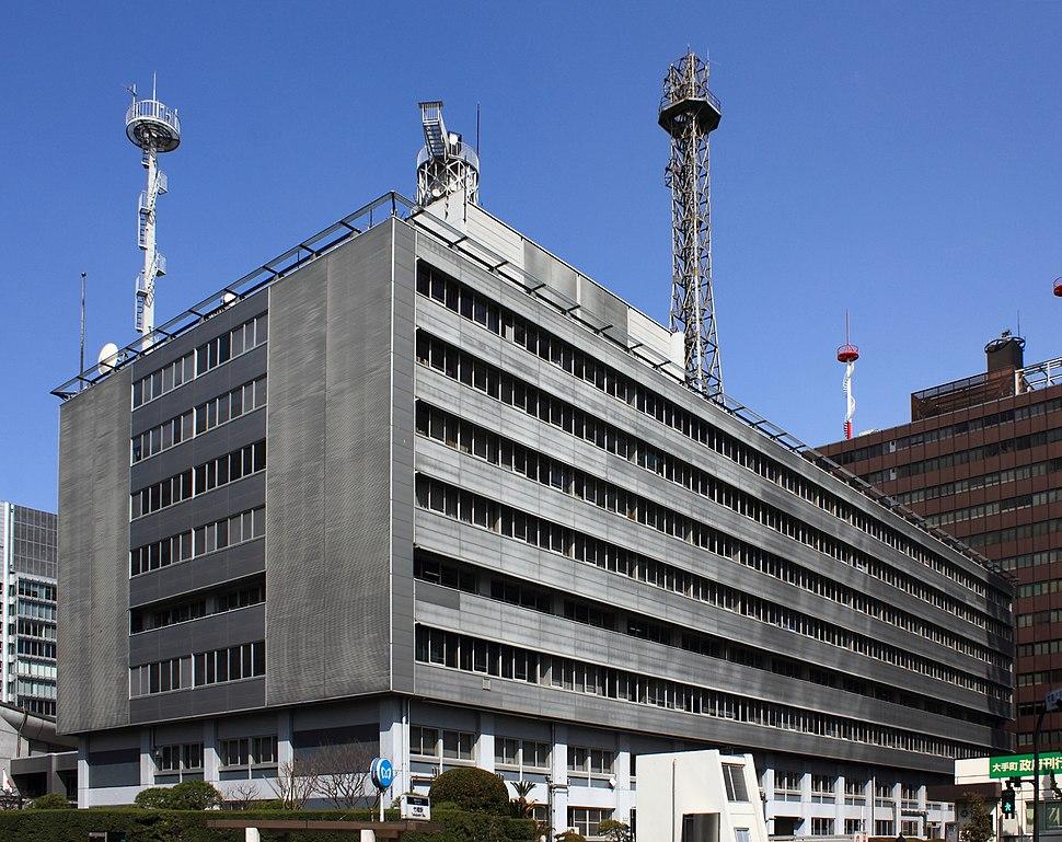 Japan Meteorological Agency 2012