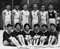 Japan gymnastics team 1960 Olympics.jpg