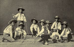 Scout Association of Japan - Japanese Boy Scouts – Yokohama, 1912 (from The Japan Gazette, 3 April 1912)