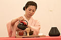 Japanese tea ceremony 20100502 Japan Matsuri 02.jpg