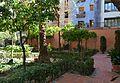 Jardí del palau de Forcalló de València.JPG
