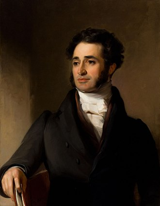 Jared Sparks -  Jared Sparks, Thomas Sully, 1831
