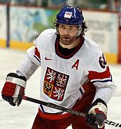 Jaromír Jágr Russia vs. Czech Republic 2010 Olympics